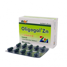 Oligogal Zn + vitamin C